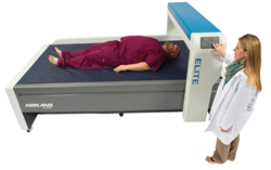 Norland's New Bone Densitometer Accommodates Subjects too Large for Standard DXA Systems