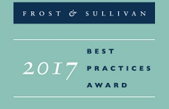 SR Pulse 710 Wins 2017 Frost and Sullivan Award